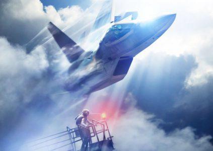 Ace Combat 7: Skies Unknown – синее-синее небо