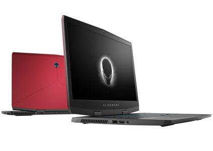 Обновлённые ноутбуки Alienware m17 и m15 получили CPU Intel Core i9 и GPU серии NVIDIA GeForce RTX
