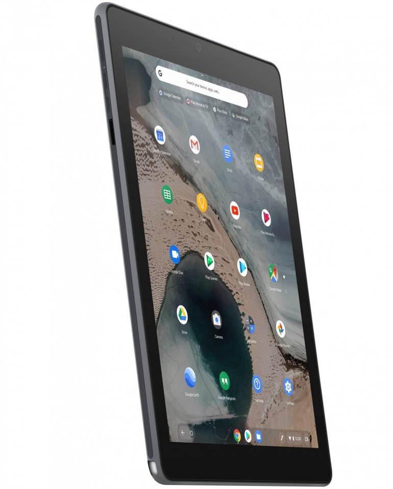 Первый планшет ASUS с Chrome OS ориентирован на учеников и студентов (и он не боится падений с небольшой высоты)