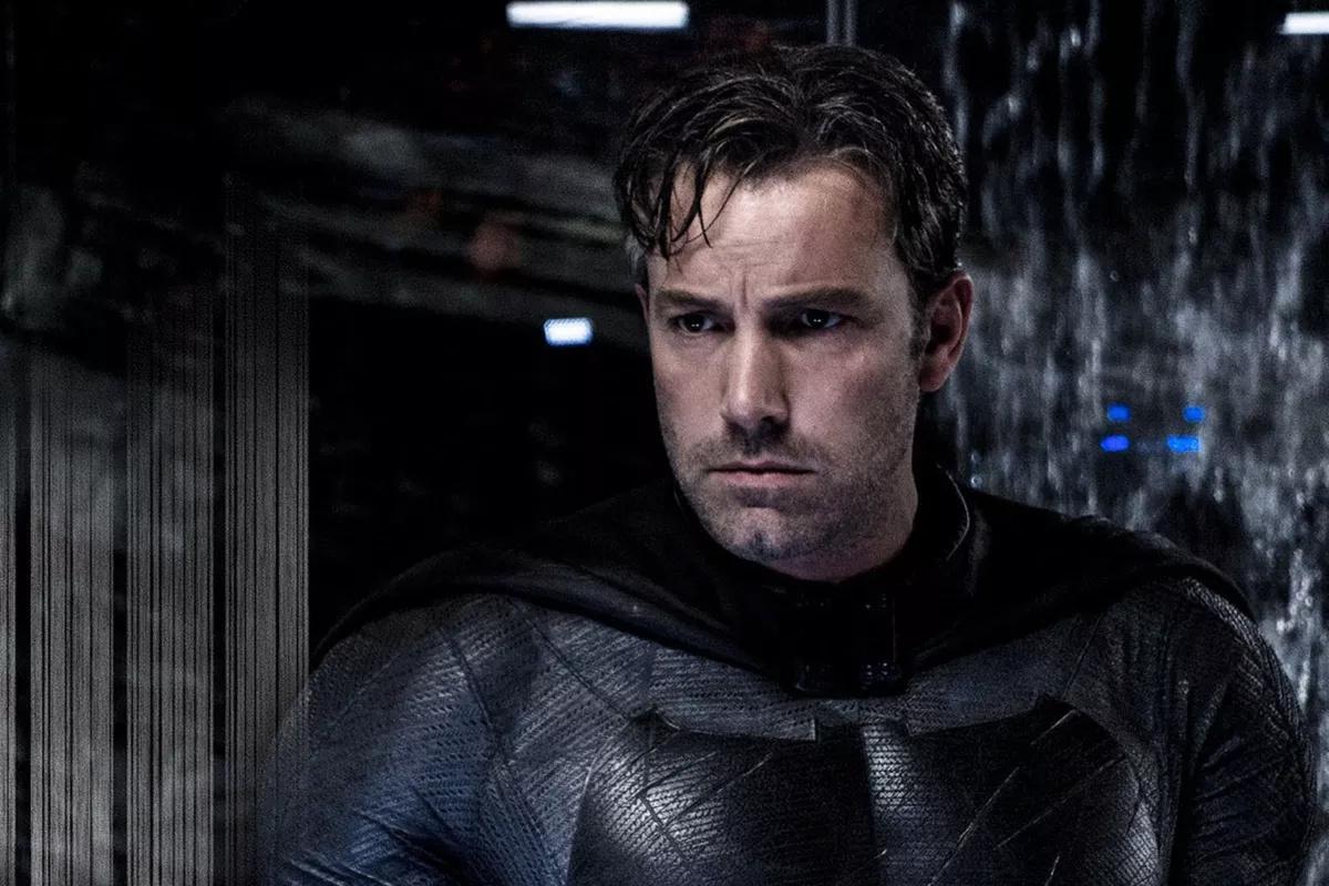 Бен Аффлек больше небудет играть Бэтмена