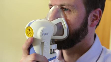 Breath Biopsy — аппарат, предположительно способный обнаружить рак по дыханию