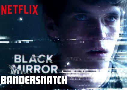 Интерактивный фильм Black Mirror: Bandersnatch / «Чёрное зеркало: Брандашмыг» от Netflix