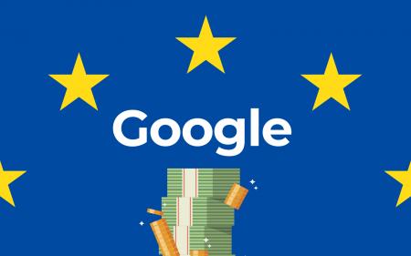 Google оштрафовали во Франции за нарушение правил работы с персональными данными