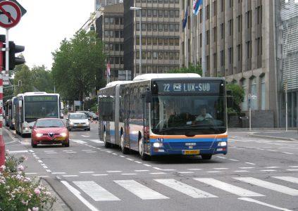 В Люксембурге общественный транспорт станет бесплатным с 1 марта 2020 года