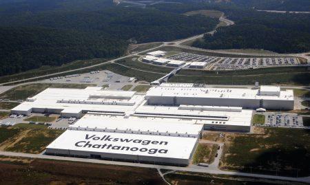 VW откроет завод повыпуску электромобилей