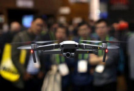 В США хотят разрешить дронам летать над скоплениями людей и в ночное время