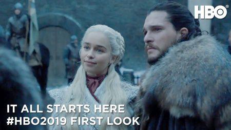 HBO опубликовал «супертрейлер», в котором собрал первые кадры самых интересных сериалов 2019 года, включая Game of Thrones, Watchmen, True Detective, Chernobyl и др.
