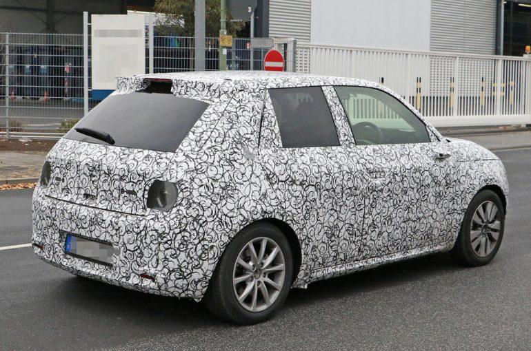 Эскиз нового автомобиля Хонда UrbanEV