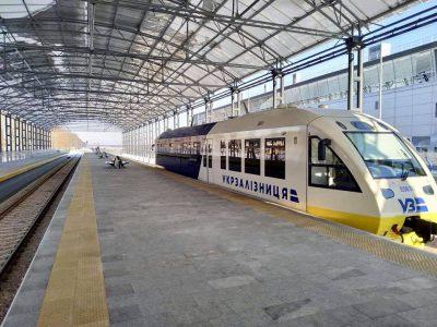 Kyiv Boryspil Express перевЄз 100 тыс. пассажиров менее чем за 2 мес¤ца, летом ожидаетс¤ увеличение пассажиропотока