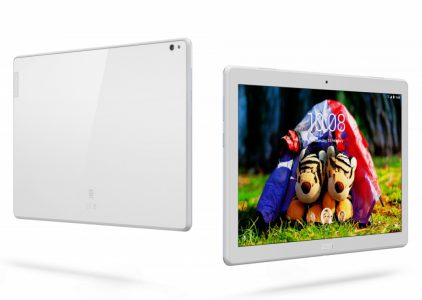 В Украине стартовали продажи 10-дюймовых планшетов Lenovo Tab M10 и Tab P10 по цене от 6799 гривен и 10 499 гривен