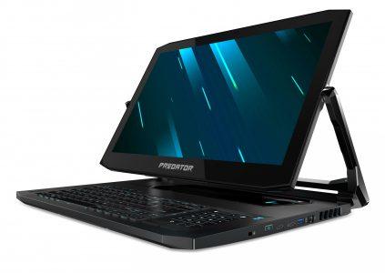 Игровой ноутбук-трансформер Acer Predator Triton 900 поступит в продажу по цене $4000