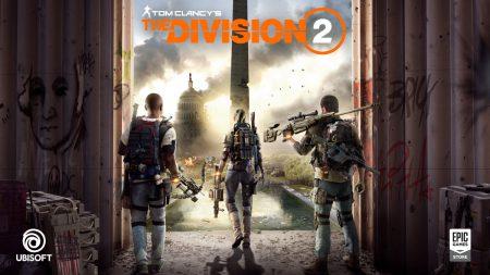 Игра Tom Clancy's The Division 2 выйдет только в магазинах Epic Games и Ubisoft, проигнорировав Steam