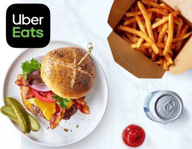 Сервис Uber Eats заработает в Киеве уже до конца месяца