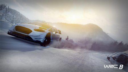 Kylotonn анонсировала выход раллийного симулятора WRC 8 на сентябрь и выложила первый трейлер игры