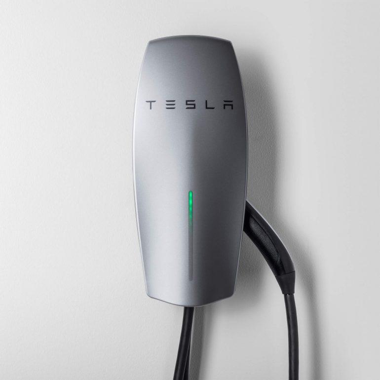 Tesla выпустила Wall Connector NEMA