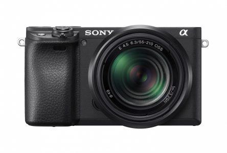 Представлена компактная беззеркальная камера Sony a6400 стоимостью $900
