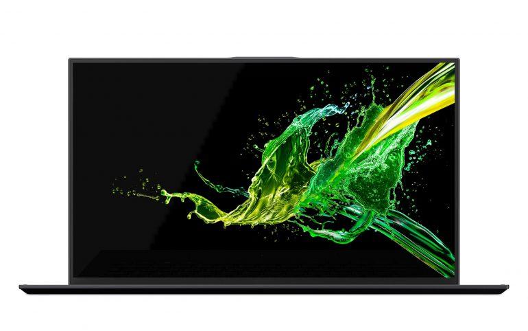 Ультратонкий ноутбук Acer Swift 7 стал ещё тоньше и легче, но его цена – $1700