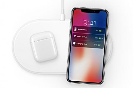 Apple, похоже, наконец-то решила все проблемы с беспроводной зарядкой AirPower