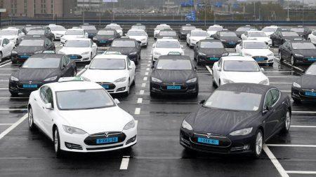 С 2030 года Швеция откажется от использования автомобилей с ДВС
