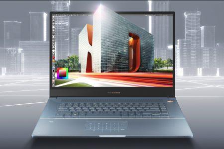ASUS создала ноутбук StudioBook S для требовательных профессионалов, призванный составить конкуренцию MacBook Pro