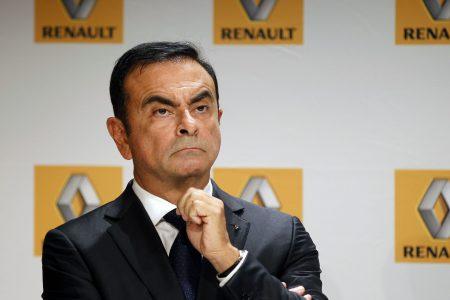 Карлос Гон подал в отставку с поста главы Renault, находясь под арестом за финансовые махинации. Компания уже назначила новых руководителей