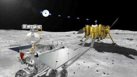 Китайская межпланетная станция«Чанъэ-4» вот-вот сядет на обратную сторону Луны