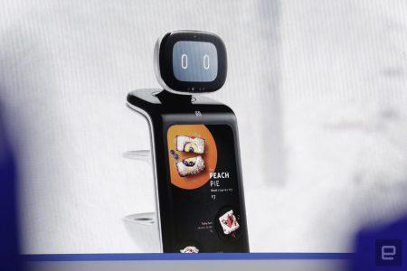 Samsung показала робота, который будет заботиться о здоровье владельца