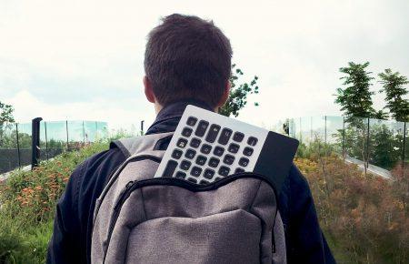 Nemeio Keyboard — клавиатура, каждая клавиша которой оснащена настраиваемым дисплеем на основе электронных чернил