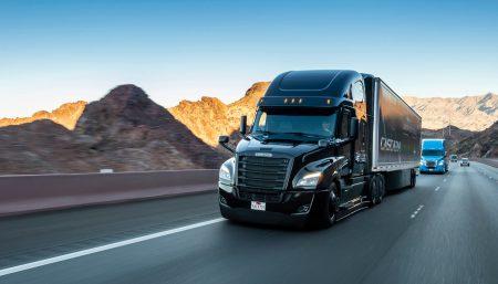 Daimler намерен представить полностью автономные грузовики до 2025 года