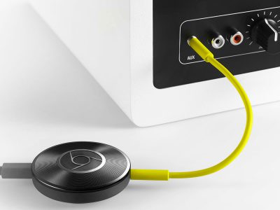 Google прекращает производство Chromecast Audio