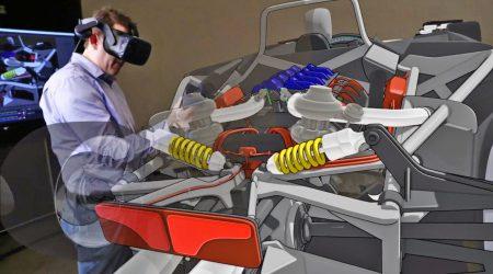 Ford задействует технологии виртуальной реальности при проектировании автомобилей