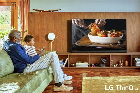 Новая линейка телевизоров LG предлагает поддержку HDMI 2.1, 8K и улучшенные функции ИИ