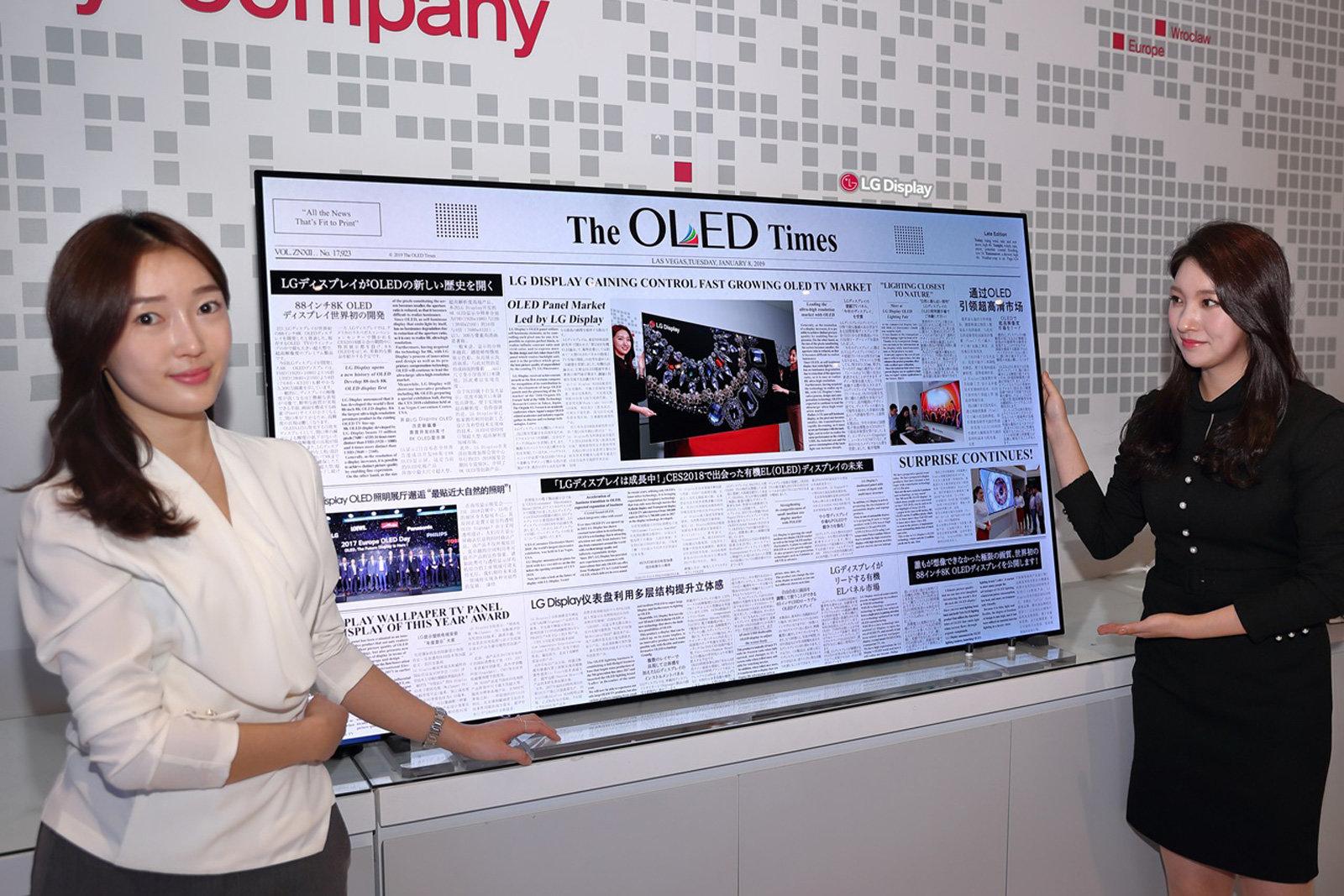 ТелевизорLG Signature OLEDTV R