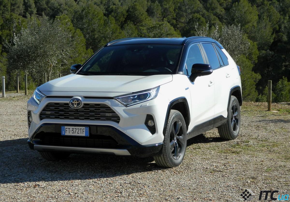 Test Drive Toyota Rav4 2019 New Hybrid Design Bester
