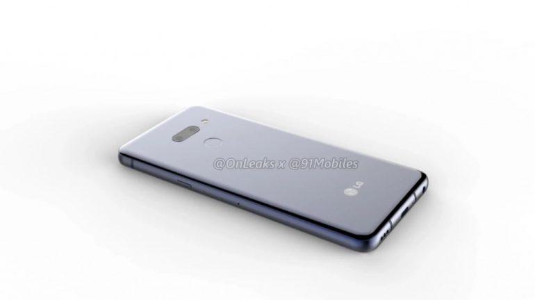 К телефону LGG8 ThinQ можно будет подключить 2-ой дисплей