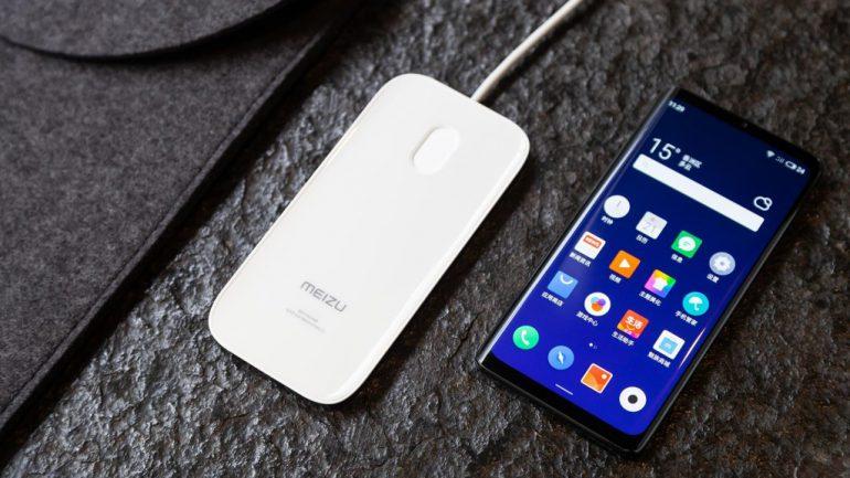 Meizu Zero — первый в мире смартфон, который полностью лишен разъемов, отверстий и физических кнопок