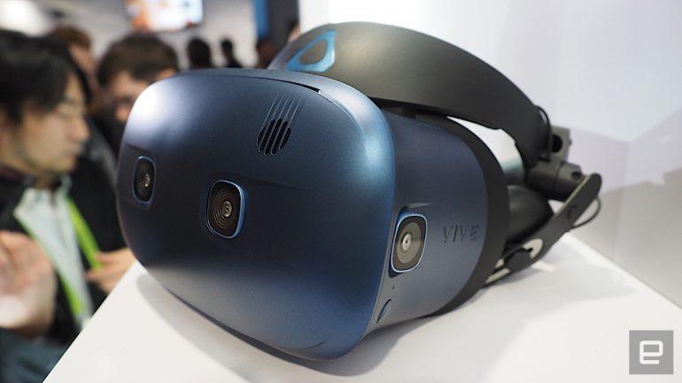 HTC Vive Cosmos — следующее поколение гарнитуры виртуальной реальности компании. Она будет работать как с ПК, так и со смартфонами
