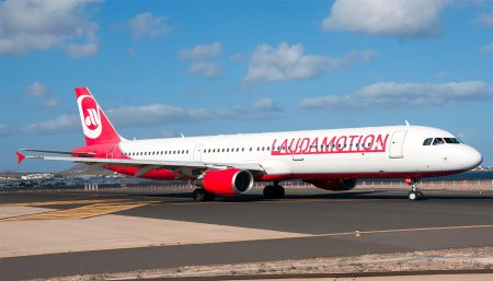 Ryanair now owns 100% of Laudamotion shares