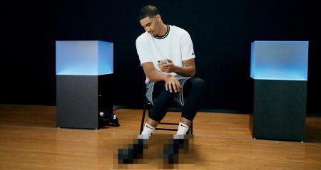 Nike дразнит самозашнуровывающимися кроссовками, которые управляются со смартфона