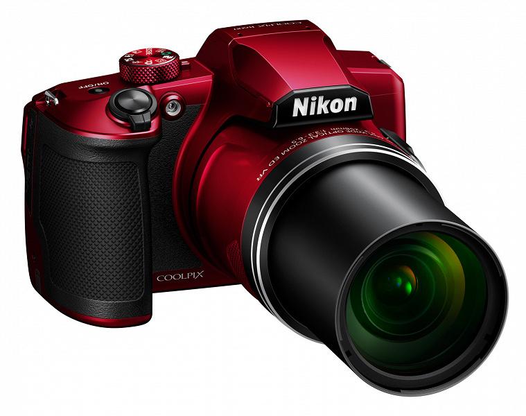 Nikon анонсировала компактную камеру COOLPIX B600 с 60-кратным оптическим увеличением