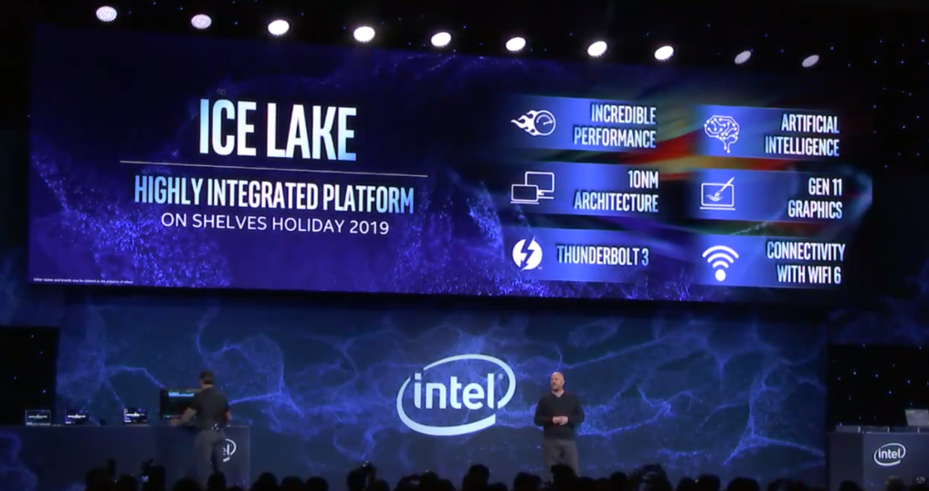 10nm ice lake core - 1017×538