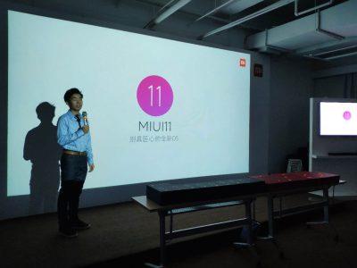 Xiaomi анонсировала MIUI 11, пообещав «новую и уникальную ОС»