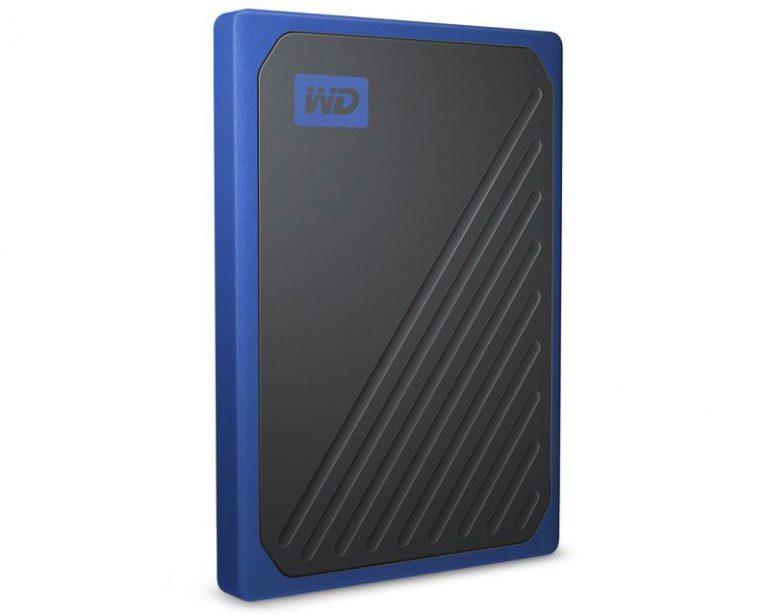 Western Digital показала прототип USB-флеш накопителя ёмкостью 4 ТБ, портативные SSD и облачный сервис резервного хранения данных