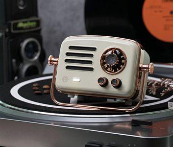 Xiaomi создала радио в ретро стиле под брендом Elvis Presley с HiFi-качеством звука