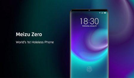 Цена инноваций. Рекомендованная розничная цена смартфона Meizu Zero без кнопок и отверстий заявлена равной $ 2000