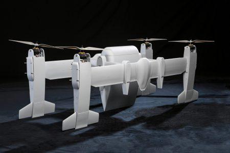 Компания Bell Helicopter испытала беспилотный грузовой «тейлситтер»