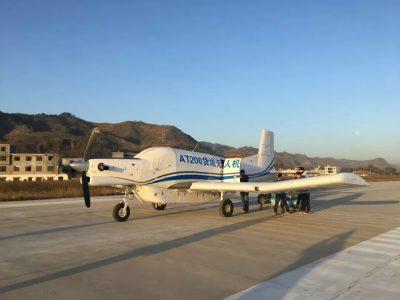 Китайская компания Star UAV System приступила к серийному производству транспортного беспилотника, грузоподъемность которого составляет 1,5 тонны