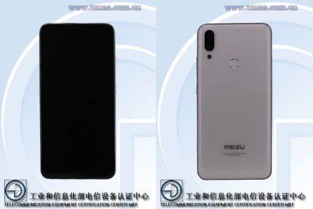 Опубликованы первые «живые» фотографии смартфона Meizu Note 9