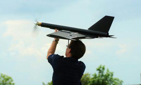 Университет Крэнфилда на базе собственного аэропорта создал воздушный коридор для беспилотников