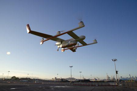 Chaparral — транспортный дрон грузоподъемностью 230 кг